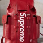 zaino uomo rosso supreme x louis vuitton 11 tipi di borsa da uomo