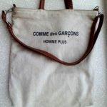 11 tipi di borsa da uomo comme de garcon tote bag