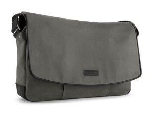 11 tipi di borsa da uomo borsa grigia tecnica per ufficio
