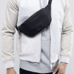 11 tipi di borsa da uomo borsello da uomo nero marsupio su asos