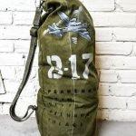 11 tipi di borsa da uomo sacca vintage militare decorata andrea cimatti blog