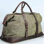 11 tipi di borsa da uomo weekender bag da uomo stile vintage